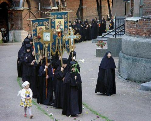 Easter in Russia 5